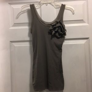 Express Mesh Doubled Lined Tank Top